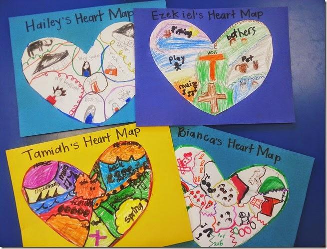 Heart Maps 2