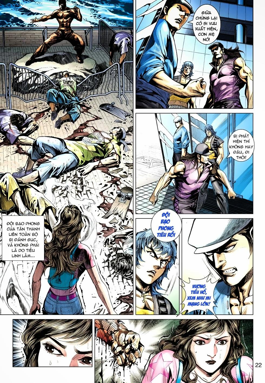 Tân Tác Long Hổ Môn chap 488 - Trang 22