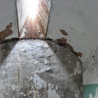 Later Cell Skylights at Eastern State Penitentiary