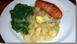 Risoto de Batatas