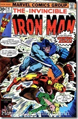 P00225 - El Invencible Iron Man #91