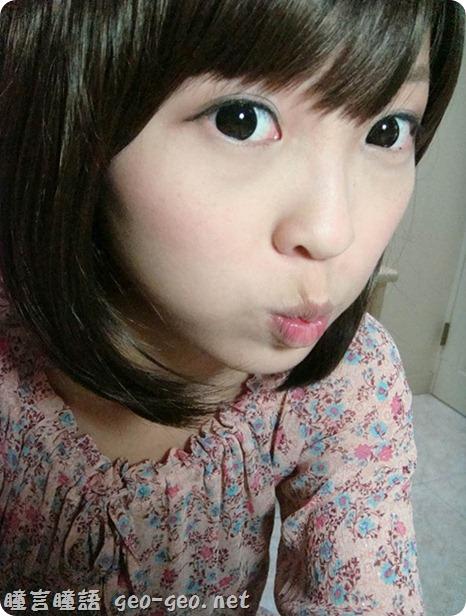 GEO隱形眼鏡-WT-B60MIMO鑽石甜心黑