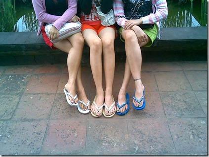 kaki-cantik