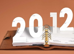 2012 New Year wishes greetings