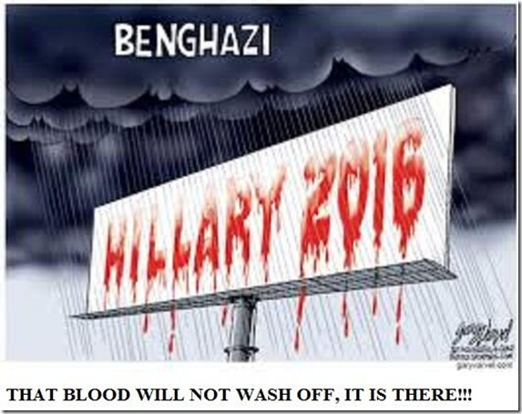 Hillary 2016 Melting Away