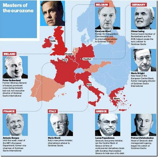 Masters of the eurozone