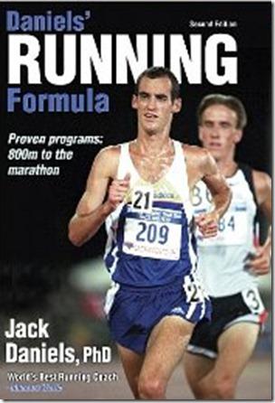 Danial's running fomula