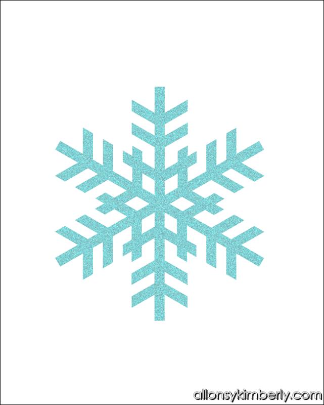 Free Christmas Printables | allonsykimberly.com