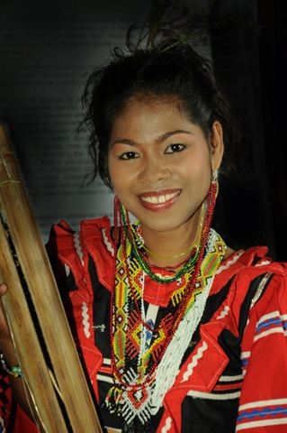 Hiyas sa Kadayawan 2010, from the Ata Tribe