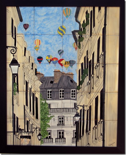 balloons over paris C Virginia Arregui