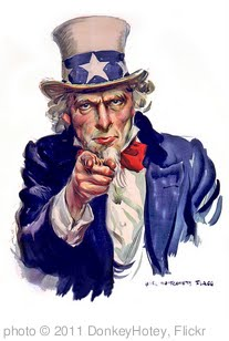 'Uncle Sam I Want You - Poster Illustration' photo (c) 2011, DonkeyHotey - license: http://creativecommons.org/licenses/by/2.0/