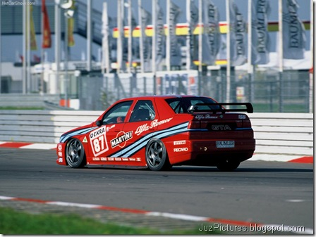 Alfa Romeo 155 2.5 V6 TI DTM2