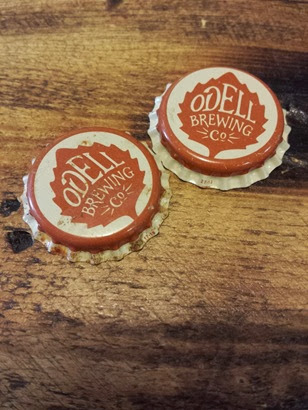 Odell bottlecaps