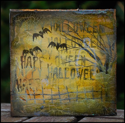 Halloween canvas 5