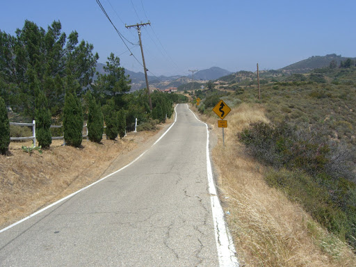 Deer Creek Rd (mellow section)
