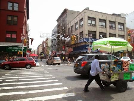 Tur culinar New York: Canal Street