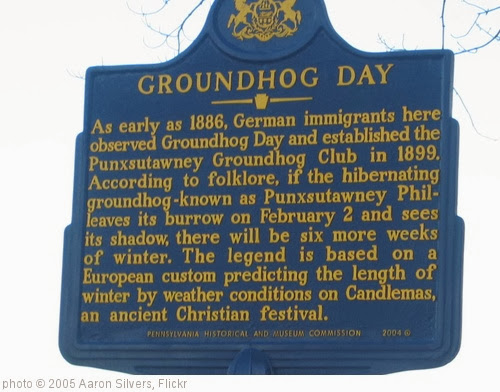 'Groundhog Day 2005 036' photo (c) 2005, Aaron Silvers - license: http://creativecommons.org/licenses/by-sa/2.0/