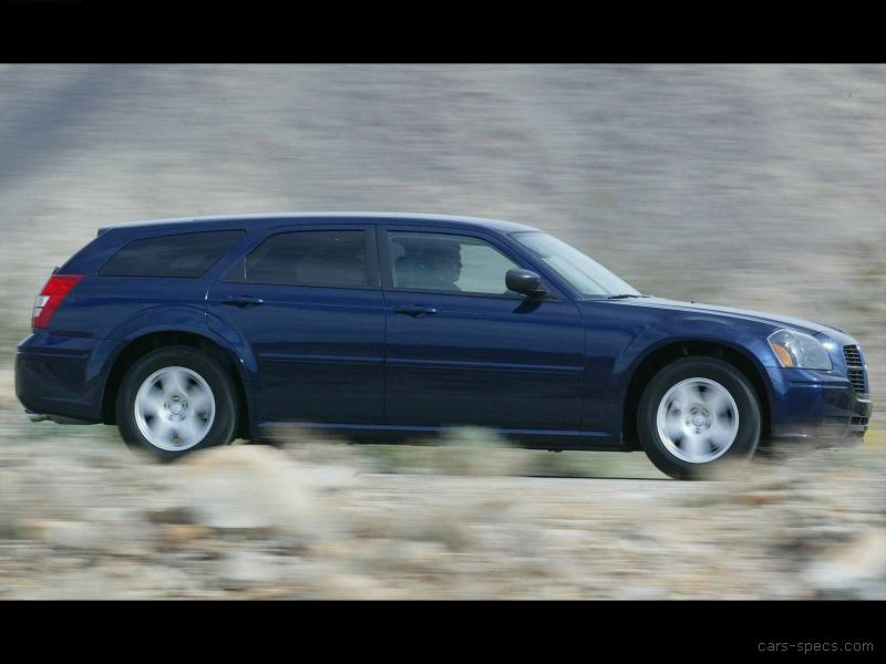 2005 dodge magnum wagon specifications pictures prices. Black Bedroom Furniture Sets. Home Design Ideas