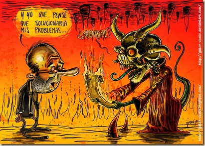 infierno ateismo humor grafico dios biblia jesus religion desmotivaciones memes (27)