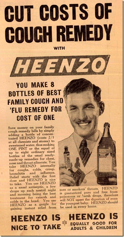 1942 heenso cough ad