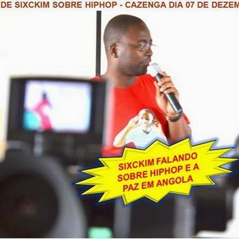 """Palestra (Com Sixckim) Sobre Hiphop E A Paz No Cazenga """"07 De Dezembro 2014"""" [Resumo]"""