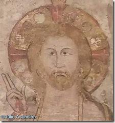 Cristo resucitado - La Pasión de Juan Oliver - Museo de Navarra