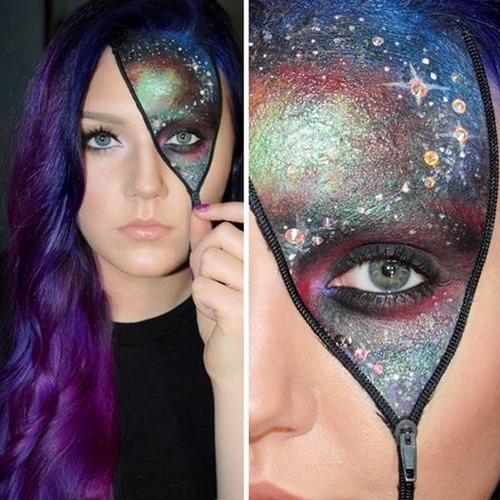 maquillaje miedo disfracesfaciles (2)