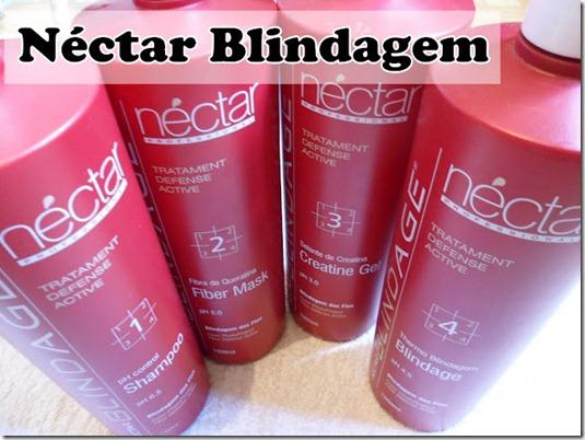 Blindage By Help dos Cabelos
