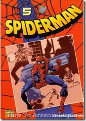 P00006 - Coleccionable Spiderman #5 (de 50)