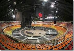 Palacio de los Deportes Mexico