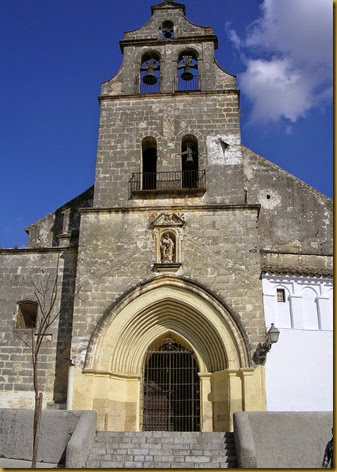 San Lucas Jerez 1 - Fachada occidental