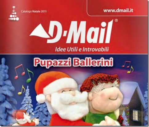 Idee natale addobbi regali ed introvabili su d mail for Dmail natale