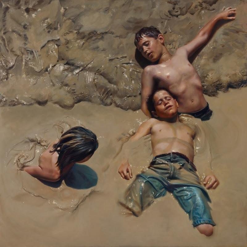 Paintings by Teresa Elliott
