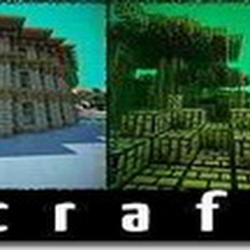 Minecraft 1.2.5 - Pseudocraft Texture pack