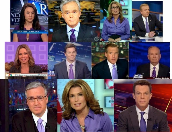 Purple News Anchors 1
