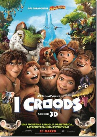 I Croods  – Sopravvivere alle novità