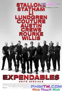 Biệt Đội Đánh Thuê - The Expendables 2010 Tập 1080p Full HD