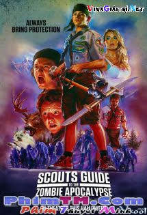 Cuộc Chiến Chống Zombie Của Hướng Đạo Sinh - Scouts Guide To The Zombie Apocalypse Tập 1080p Full HD
