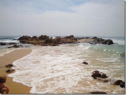 13.  Pretty Cabo beach