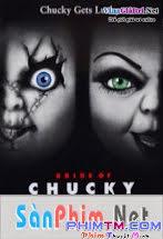 Ma Búp Bê 4: Cô Dâu Của Chucky