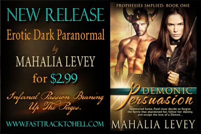 Demonic Persuasion banner