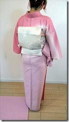 着付師 太田さん段原に出張着付け (3)