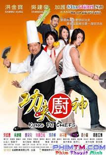 Kung Fu Đầu Bếp - Kung Fu Chefs Tập HD 1080p Full