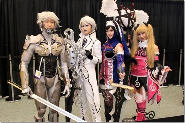 Belas garotas de cosplay na Comic Con 2011 (20)