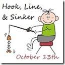 Hook, Line, & Sinker with date