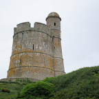 St-Vaast: the fortress of La Hougue