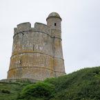 St-Vaast: visite du fort de la Hougue