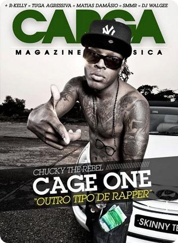 Revista Carga X Cage 1