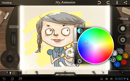 Download Animation Desk - Sketch & Draw APK on PC