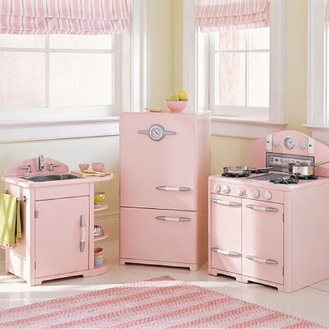 Kids' pottery barn kitchen